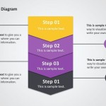 Eight Items PowerPoint Diagram