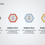 Four Options PowerPoint Diagram