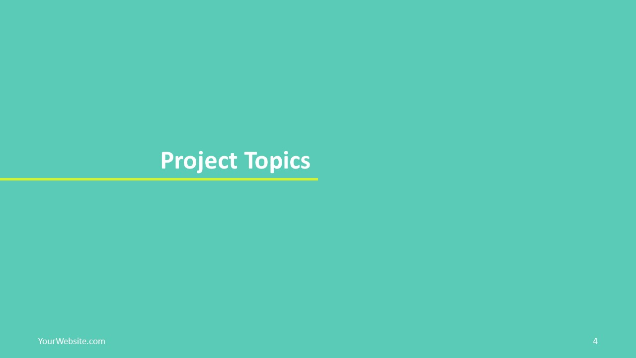 Analytics project powerpoint template slide ocean analytics project powerpoint template toneelgroepblik Images