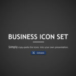 Basic Icon Set PPT