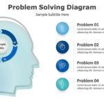 Problem Solving Diagram PowerPoint