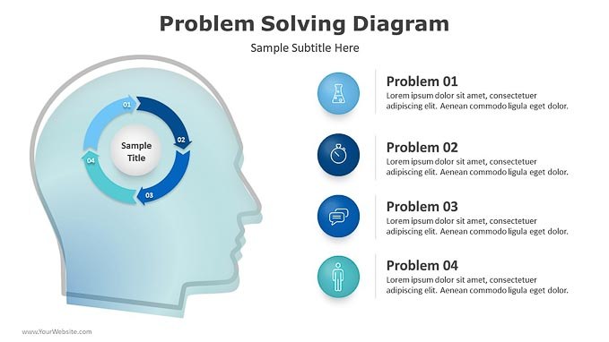 Problem-Solving-diagram-powerpoint