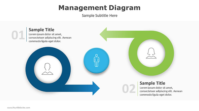 Management-diagram-powerpoint