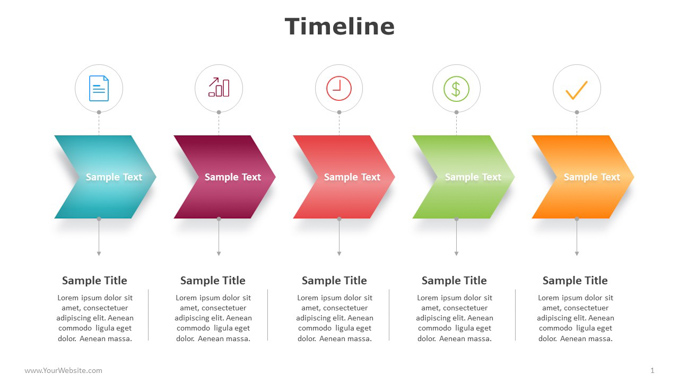 Digital Transformation Template PowerPoint